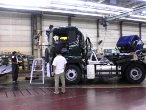 2006年の埼玉での雹害修理